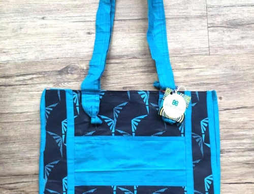 Bendu Beach Market Bag